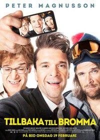 Vinn biobiljetter till Tillbaka till Bromma, premiär den 19:e Februari.