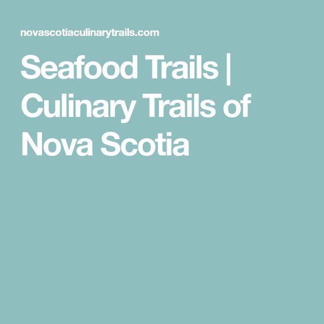 Seafood Trails | Culinary Trails of Nova Scotia