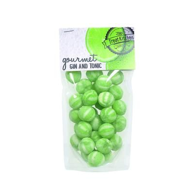 Gin and Tonic Gourmet boiled sweets