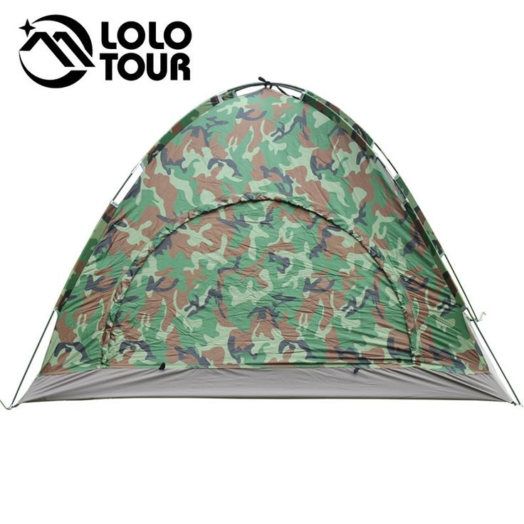 47.99$  Watch here - http://ali02k.worldwells.pw/go.php?t=32725092875 - 4 People Large Camouflage Waterproof Beach Tents Single Layer Outdoor Family Camping Fishing Garden Awning Ultralight Tenda  47.99$