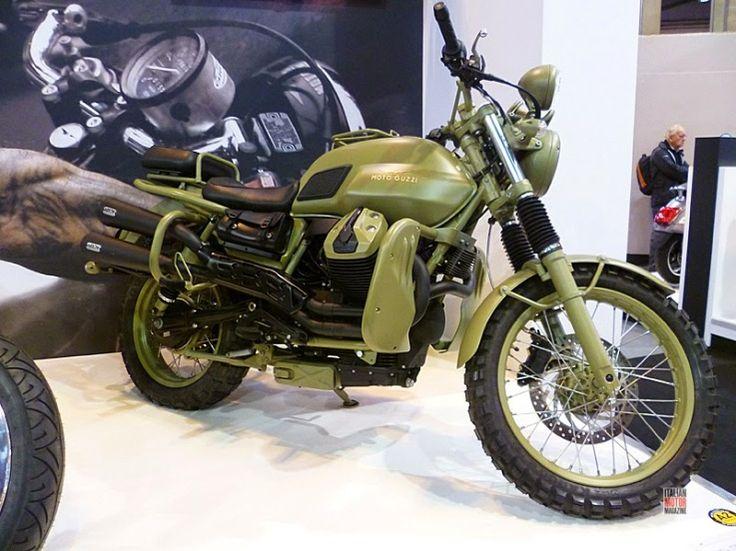 Moto Guzzi V7 Alce