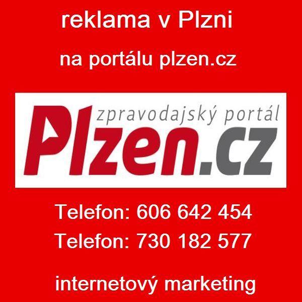 INZERCE v Plzni Pokud máte zájem o inzerci a reklamu na serveru plzen.cz, neváhejte kontaktovat naše obchodní oddělení za účelem nezávazné nabídky. AKCE: >>> Firemní inzerce přidáme + akce + TOP nabídky na portálu plzen.cz zdarma. Zavolejte nám – navštivte nás.  Kvalitní a viditelná inzerce pro Plzeň a Plzeňský kraj pro firmy, akce a události to je INZERCE v Plzni na zpravodajském a informačním portálu plzen.cz.