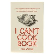 a. I Can't Cook Book-9781922175342