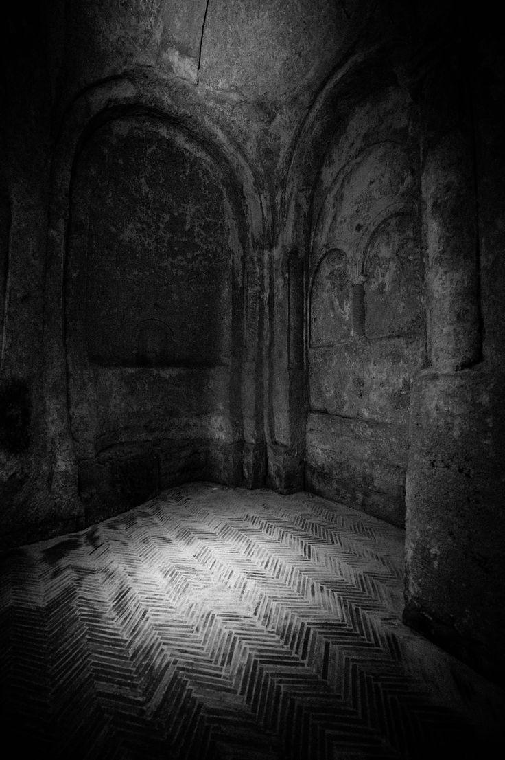 Rupestrian Church, Matera, Italy