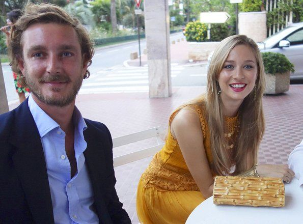 """The first child of Pierre Casiraghi and Beatrice Borromeo couple was named """"Stefano Ercole Carlo"""". The first name of the baby is from the father of Pierre Casiraghi which is Stefano Casiraghi."""