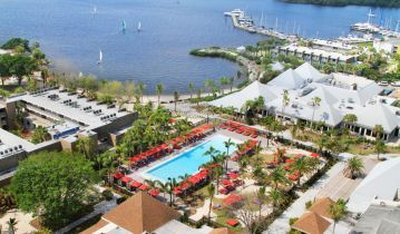 Club Med Sandpiper Bay in Port St. Lucie, Florida is the ONLY fully all-inclusive resort in the USA!