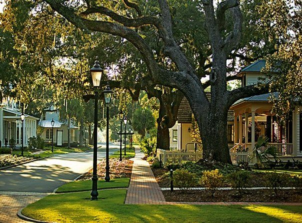 Palmetto Bluff in Bluffton, SC Most romantic and truly southern getaways in America.