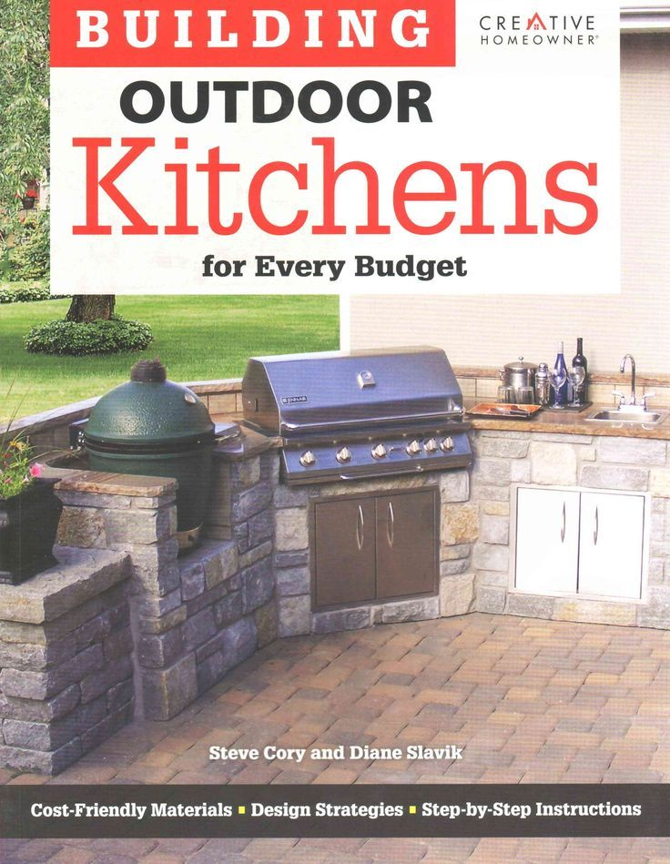 Incorporating Lots Of Design Ideas, Plenty Of Dream Kitchens For  Inspiration, Step By Step Instuction, And Clear How To Photographs,  Affordable Outdoor ...