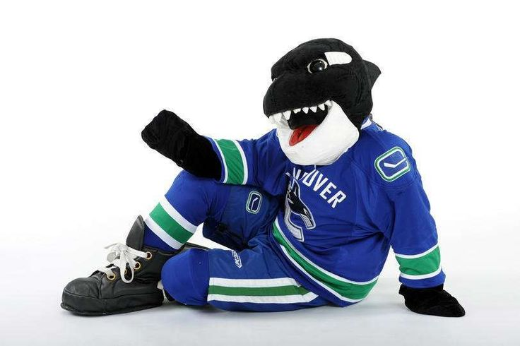 Vancouver Canucks – Finn the Whale These 30 Bizarre Sports Mascots Will Definitely Not Entertain You • Page 6 of 6 • BoredBug