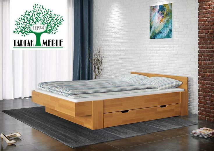 Łóżko Vigo. Siła bukowego drewna i dyskretnej elegancji. Wkrótce dostęny. #tartakmeble #lóżko #meble #drewno #bed