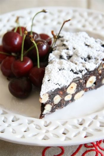 NOMU Chocolate Panforte