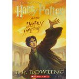 Harry Potter and the Deathly Hallows (Book 7) (Paperback)By J. K. Rowling