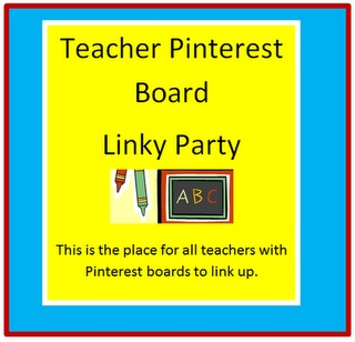 Calling all teachers! Come add links to your Pinterest education related boards that are student safe. Join the Teacher Pinterest Board Linky Party 2012 #edchat