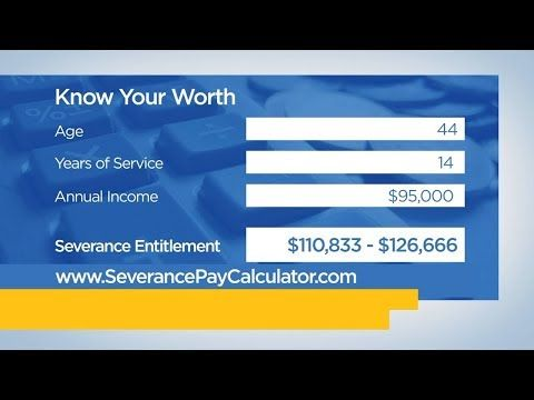 How to Calculate Severance Pay | Samfiru Tumarkin LLP