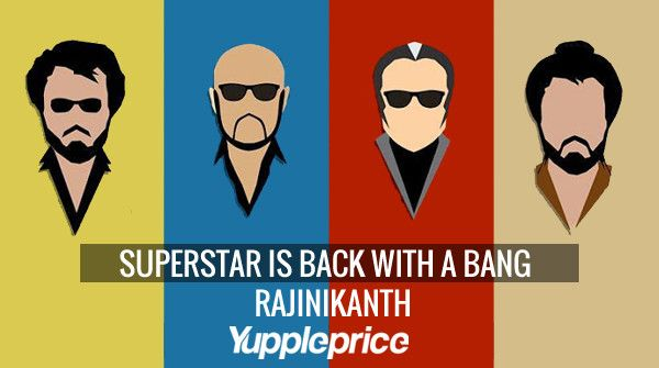 #ThalaivaIsBack The Superstar itself is back in action. Catch the real action with #Kabali #YupplePrice