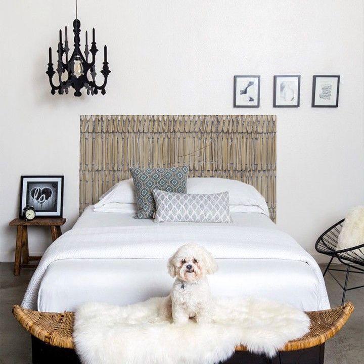 Bedroom Wallpapers 10 Of The Best: Best 25+ Wallpaper Headboard Ideas On Pinterest