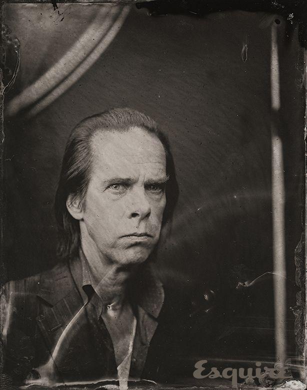 Nick Cave... Sundance 2014 Old-Fashioned Portraits - Sundance 2014 Victoria Will…