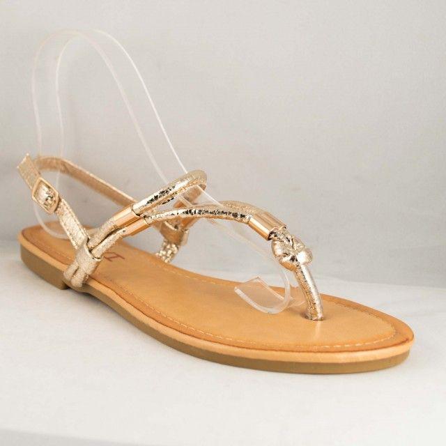 Poze Sandale Cu talpa joasa Melissa Albe