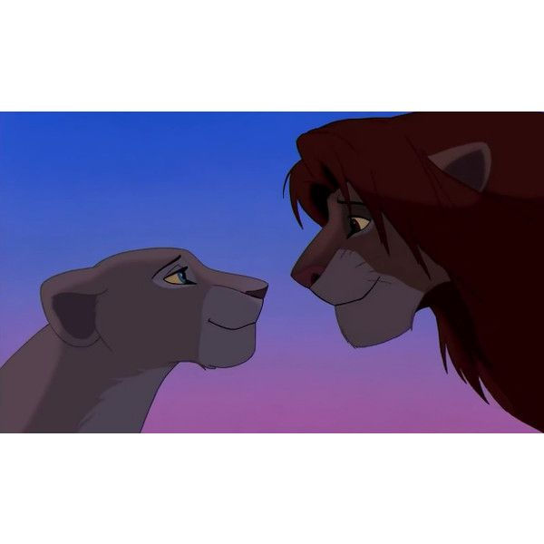Nala Simba.png Love Interest Wiki ❤ liked on Polyvore featuring lion king
