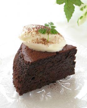 Chocolate soufle「チョコレートスフレ」ナナママちゃん | お菓子・パンのレシピや作り方【corecle*コレクル】