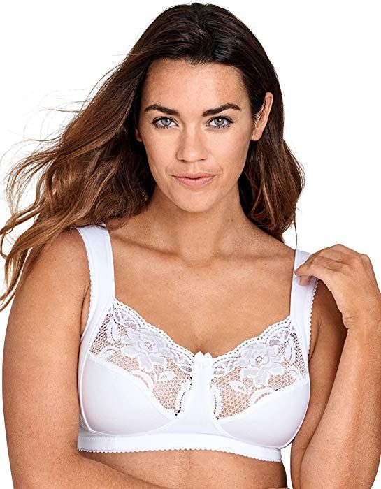18b31078216 Miss Mary Of Sweden Lovely Lace Bra at Amazon Women s Clothing store  Bras