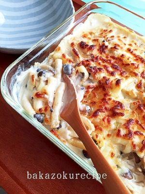 楽天が運営する楽天レシピ。ユーザーさんが投稿した「一番簡単★マカロニグラタン」のレシピページです。大好きなマカロニグラタンが2ステップで簡単にできちゃいます♪。マカロニグラタン。ピザ用チーズ,小麦粉,★玉葱,★鶏もも,★しめじ,★バター,☆塩,☆ピザ用チーズ,☆コンソメ,☆牛乳
