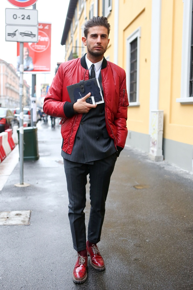 Taan Says His Style Has A Real Touch Of Italian Macho But Somehow It 39 S Still Sophisticated I