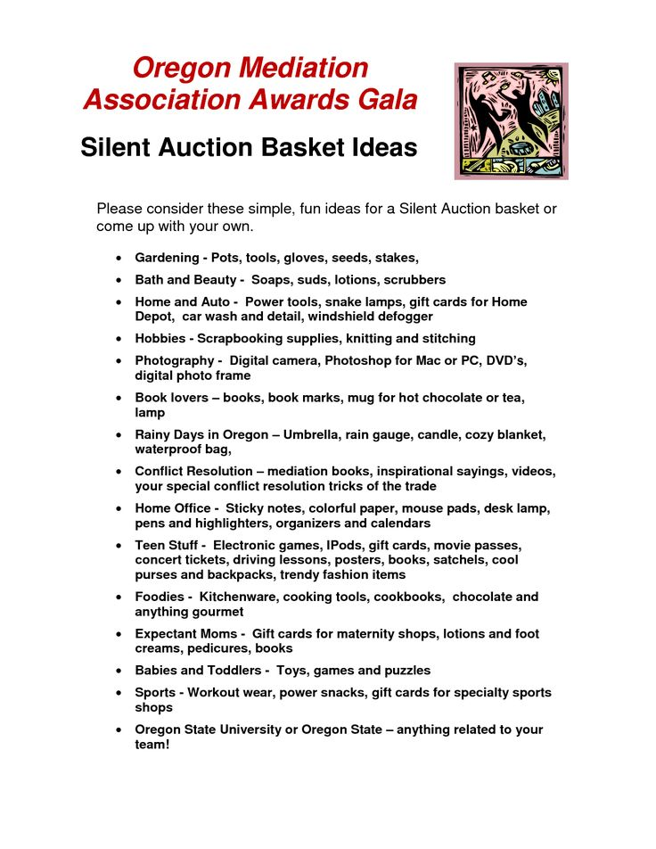 269 best Auction Items images on Pinterest Auction items, Silent