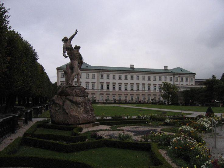 Schloss Mirabell Salzburg