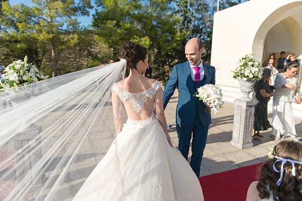 Wish to see full photo collection of this elegant wedding? http://photographergreece.com/en/photography/wedding-stories/785-fairytale-wedding-at-chatzi-mansion  #Phosart #photography  #cinematography #weddingphotography #weddingvideos #destinationweddings #marriedingreece