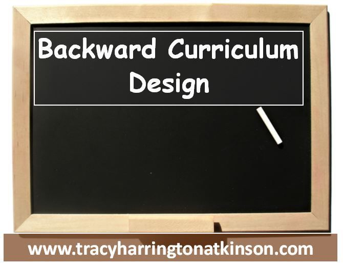 Curriculum development is the key element in the educational process. The backward design, built on the constructivist approach, follows three basic steps.