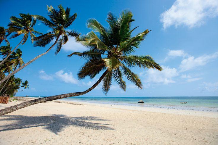 Tanzanya'nın Hint Okyanusu kıyısı açıklarındaki iki adadan büyük olanı Unguja Zanzibar, palmiye ağaçları, bembeyaz kumsalları ve masmavi denizi ile insanda cennetteyim hissi uyandıran bir atol.