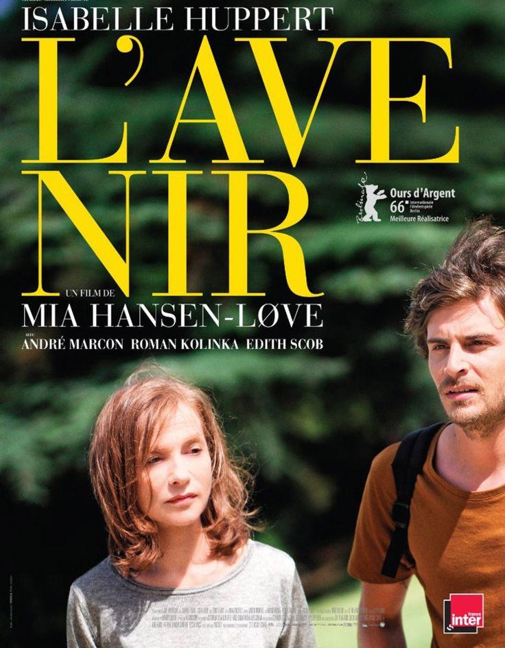 CineNews: Isabelle Huppert encara uma nova vida em 'O Que Está Por Vir'