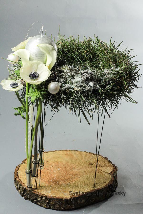 Floral design from my presentation @lanachernyavsky