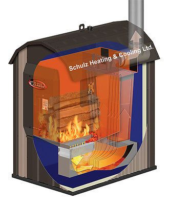 11 Best Images About Outdoor Furnace On Pinterest Preserve Drums And Bricks