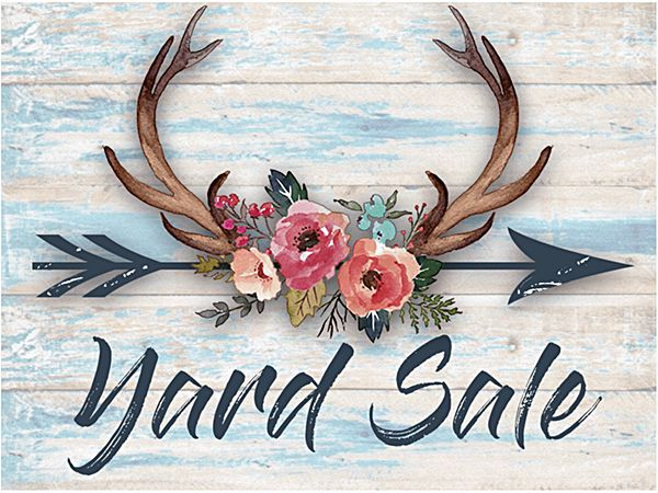 Free Garage Sale Images & Yard Sale Clip Art   Yard sale ...