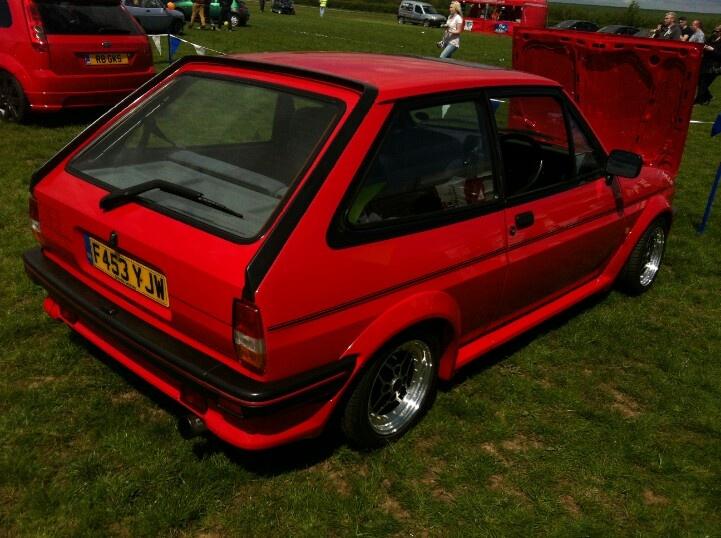 1988 mk2 fiesta xr2i retro cars pinterest fiestas. Black Bedroom Furniture Sets. Home Design Ideas