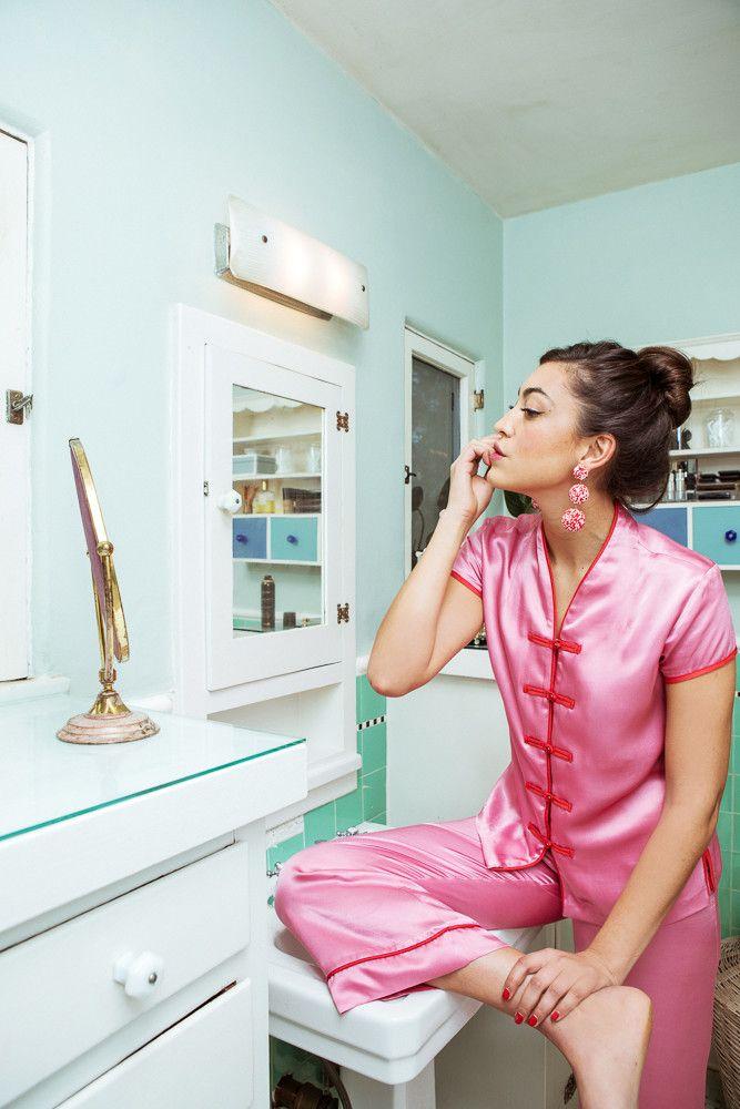 Sarah Staudinger, Designer, Staud Beauty Routine   Intothegloss -- TONYMOLY Kiss Kiss Lovely Lip Patch