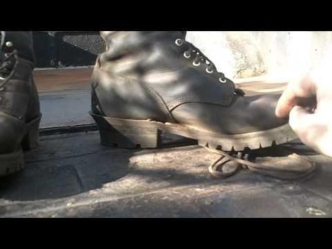 Wildland Fire Gear - Boots - YouTube