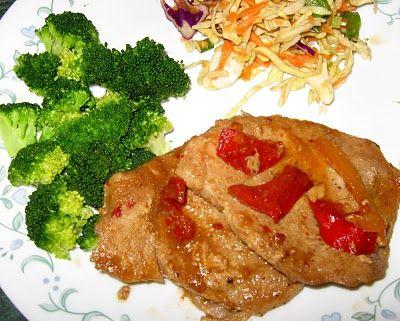 Thai Peanut Pork in the Slow Cooker   Ham & Pork - My Recipe Index ...