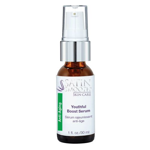 Image of Satin Smooth Youthful Boost Serum