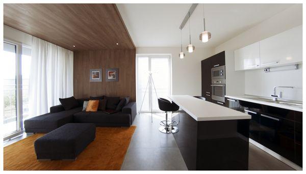 Apartment IK by Joseph Tucny, via Behance