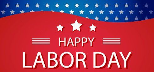 Labor Day 2020 Closed Signs In 2020 Happy Labor Day Day Closed Signs