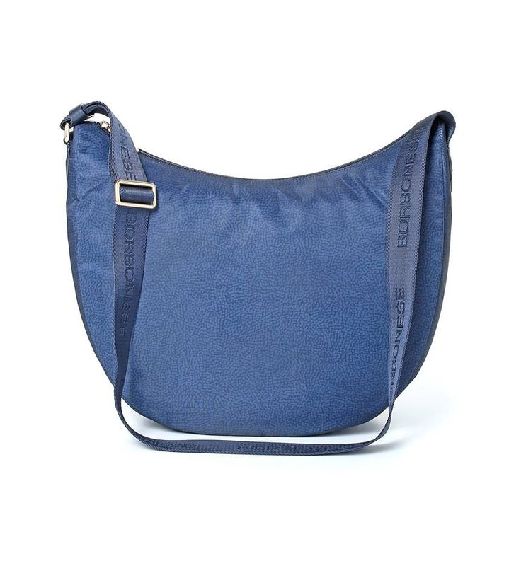 Luna Bag Blue Note medium BORBONESE