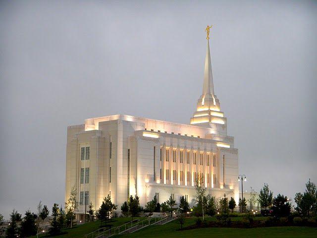 Rexburg LDS Temple #lds #temple