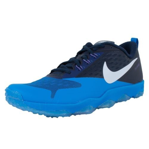 NEW NIKE ZOOM HYPERCROSS Training Running Shoes BLUE 684620 410 SZ 8 Clothing, Shoes & Accessories:Men's Shoes:Athletic