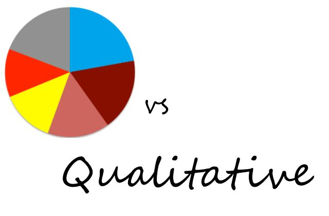 7 Differences Between Qualitative and Quantitative Research