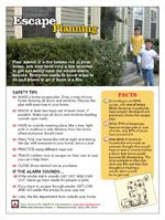 National Fire Protection Association: Home escape planning