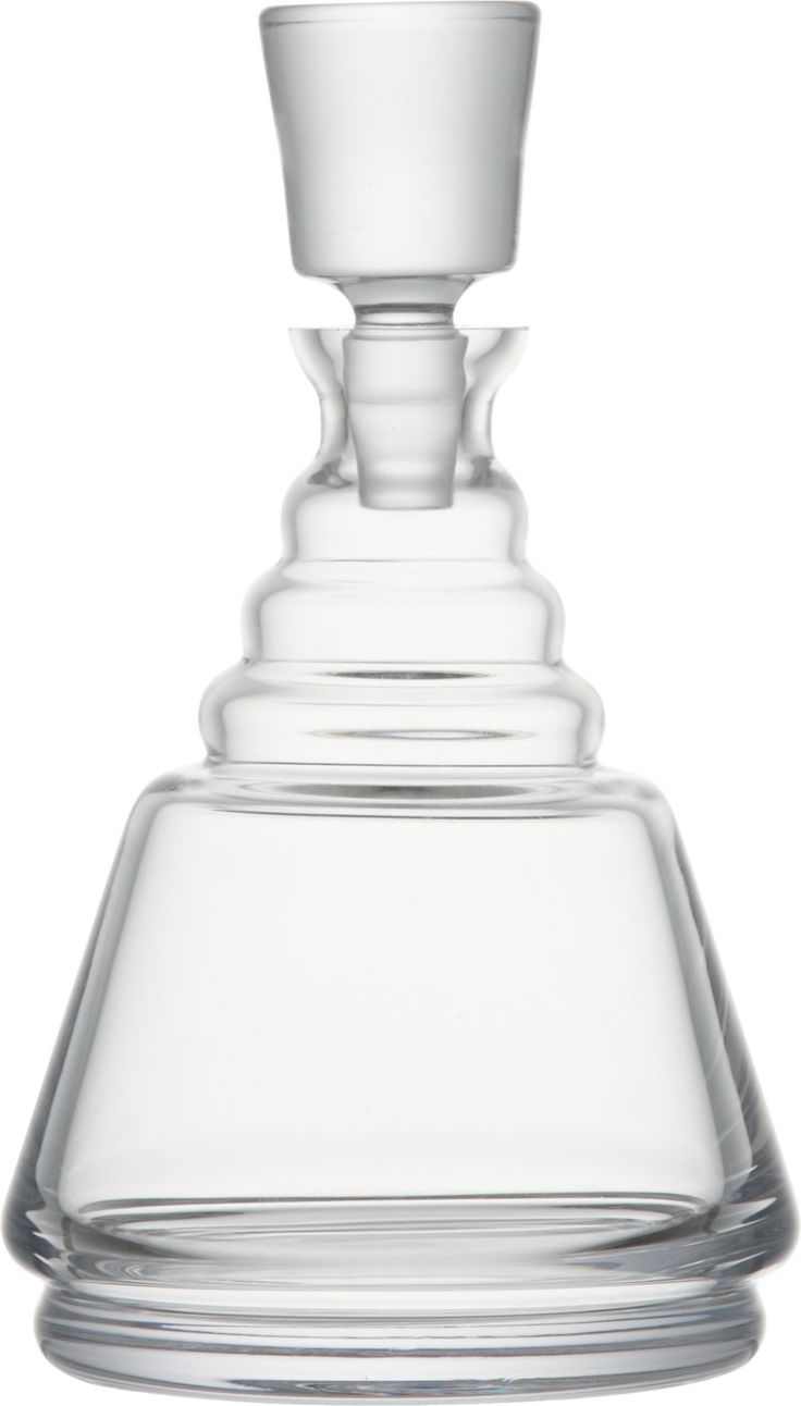 Georgian and earlier Decanters