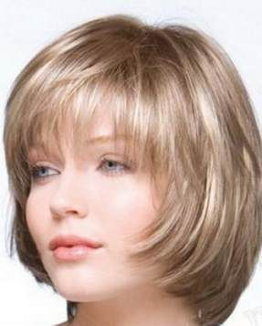 29 Ideas Haircut Shoulder Length Round Face Thin Hair